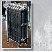 Чугунные ретро радиаторы Burgundiya фото