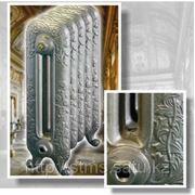 Чугунный радиатор в стиле ретро Bruxelles фото
