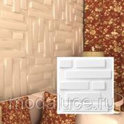 3D дизайнерская эко панель Bricks
