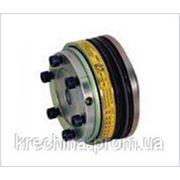 RUFLEX GR.2 Complete 1 disk spring unbored (муфта в зборі RUFLEX, розмір 2, з 1 дисковой пружиной, без отвору під вал, сталь/алюміній), арт.