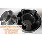 POLY-NORM 55 GG hub AR O50H7 keyway to DIN thread (ступиця муфти Poly-Norm AR 55, O50H7, чавун), арт. 950553105000 фото
