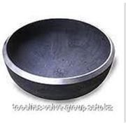 Заглушка стальная сферическая фото