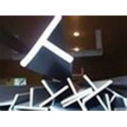 Т-Профиль алюминиевый для керамогранита 2,1мм фото