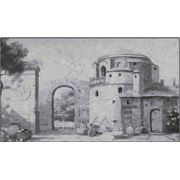 Бордюр SIRPI - Murogro Affresco винил на флизе 24 см. х 3 м.Арт.16381 фото