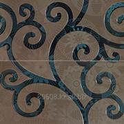 Настенные декоры 2-элементные ELLE BLUE фото