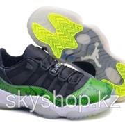 Кроссовки Nike Air Jordan 11 XI Retro Low Snakeskin 36-47 Код JXIR12 фото