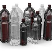 Прием пластиковых ПЭТФ-бутылок (бутылки, крышки и контрольные кольца от ПЭТФ-бутылок) фото