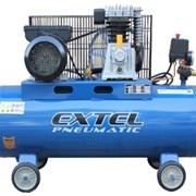 Компрессор Extel 100 литров 360 л.мин. фото