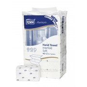 H2 - Tork Xpress® листовые полотенца сложения Multifold - 21 уп/кор, 110 л/пач, 2 слоя фото