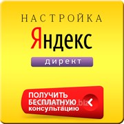 Настройка контекстной рекламы Яндекс.Директ фото