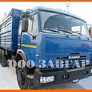КАМАЗ 53215 зерновоз 24 м3 фото