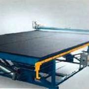 Стол для полуавтоматической резки стекла модель Supercut-3.2, c функцией наклона фото