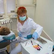 Лечение кариеса в Харькове фото