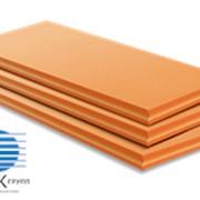 PIR плита теплоизоляционная CARBON (КАРБОН) PROF 250 SLOPE-3,4%,1200х600х80 фото