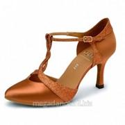 Обувь женская для танцев стандарт модель Карон фото