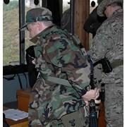 Практические занятия охранных предприятий и правоохранительных органов по стрельбе фото