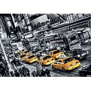 """Фотообои """"Такси в очереди"""" Wizard&Genius (Швейцария) фото"""