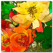 Фотообои Розы фото
