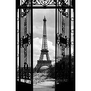 "Фотообои ""Эйфелева башня 1990"" Wizard&Genius (Швейцария) фото"