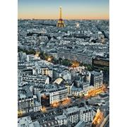 """Фотообои """"Вид Парижа с высоты"""" Wizard&Genius (Швейцария) фото"""