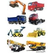 Услуги строительной спецтехники, аренда самосвалов, экскаваторов, подъемников, автокранов фото