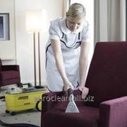 Химчистка мягкой мебели, ковров и ковровых покрытий фото