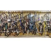 Хранение велосипедов и мотоциклов фото
