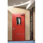 Двери противопожарные Ei-60 фото