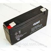 Аккумулятор свинцовый Casil 6V - 3,3 Ah CA 633, арт. 5443 фото
