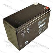 Аккумулятор свинцовый Casil 12V - 7 Ah CA 1270, арт. 5450 фото