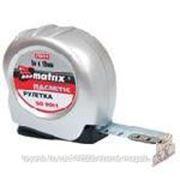 Рулетка Матрикс Магнетик 7,5мх25мм фото