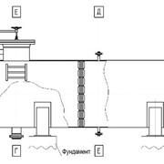 Факельный сепаратор (ФС) для очистки неагрессивных газов фото