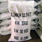 Алюминий сернокислый, сульфат алюминия фото
