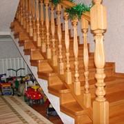 Лестница дизайн D089
