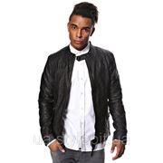 SUIT Кожаная куртка SUIT 'Esteban' Модель: 210436_4 фото