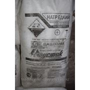 Сода каустическая (25 кг в меш.)