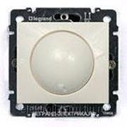Светорегулятор поворотный 1000Вт Белый фото