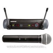 Shure Беспроводной микрофон Shure PGX24/PG58 фото