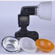 Рассеиватель Flama FL-FD1-0 для Nikon SPEEDLIGHT SB-600 фото