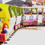Семейная железная дорога фото