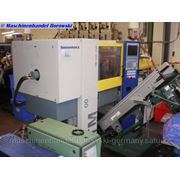Подержанный термопластавтомат Battenfeld TM 500-210 Unilog B4 фото