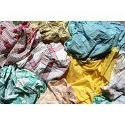 Ветошь постельное белье цветное (100% хлопок) фото