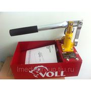 Ручной опрессовщик Voll - 25 бар фото