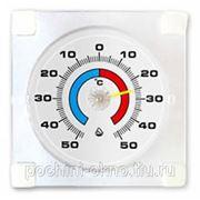 Термометр оконный биметаллический ТББ фото
