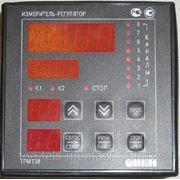 Прибор электронный (измеритель-регулятор) ТРМ138 фото