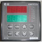 Прибор (устройство контроля температуры) УКТ38 фото