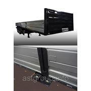 Бортовой контейнеровоз (контейнеры 1х40' или 2х20') фото
