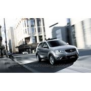 SsangYong New Actyon фото