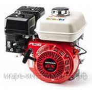 Двигатель бензиновый PIRAN GX200, 4-х тактный, 6.5 л.с., 196.0 куб.см, горизонтальное расположение вала. фото