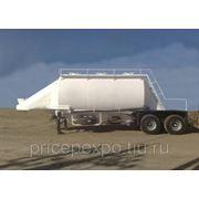 Полуприцеп-цистерна муковоз 25 куб.м-964801 фото